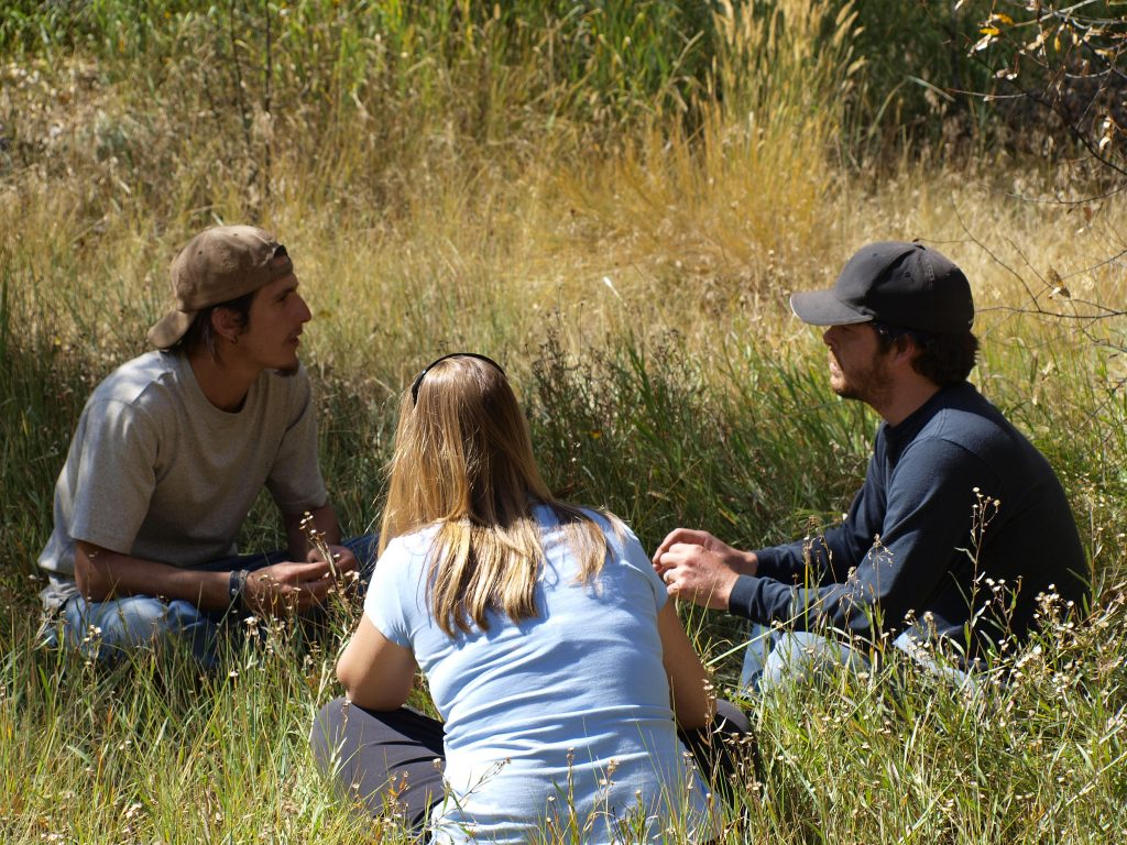 wilderness therapy - nature therapy certification - ecopsycology