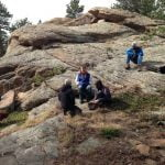 wilderness therapy - outdoor guide certification
