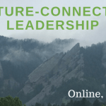 Nature Connected Leadership